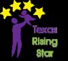 TRS - Texas Rising Star logo